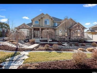 Riverton Single Family Home For Sale: 3687 W 12125 S