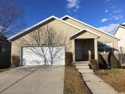 Riverton Single Family Home For Sale: 4868 W Cold Springs Cir S