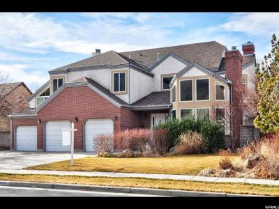 Sandy Single Family Home For Sale: 11198 S Brandon Park Dr