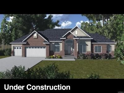 Riverton Single Family Home For Sale: 13254 S Heritage Farm Cv W #129