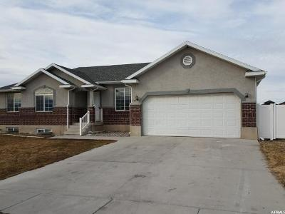Tremonton Single Family Home For Sale: 502 S 760 W
