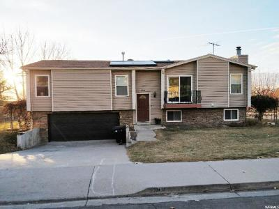 Orem Single Family Home For Sale: 296 S 1065 W
