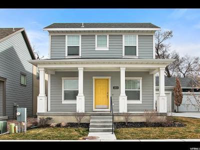 Draper Single Family Home For Sale: 13871 S Wheadon Ct