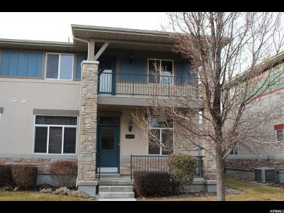 South Jordan Condo For Sale: 11463 S Open View Ln W