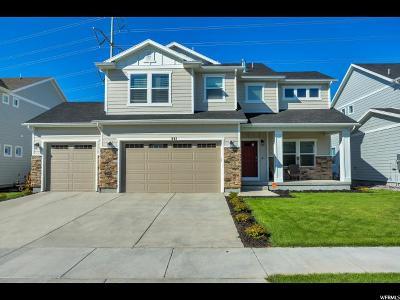 Spanish Fork Single Family Home For Sale: 881 N Plainsman Dr E
