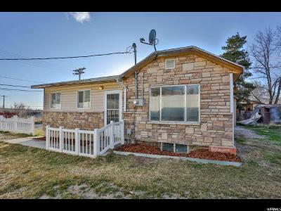 Brigham City Single Family Home For Sale: 774 S Main