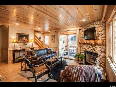 Park City Condo For Sale: 3995 N Timber Wolf Ln #1D