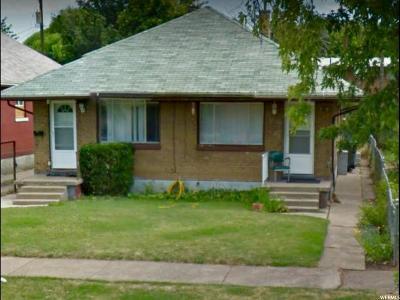 Ogden Multi Family Home For Sale: 474 E 29th St S