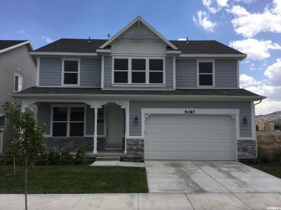 Herriman Single Family Home For Sale: 5087 W Upper Wood Ln S #5