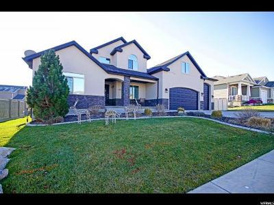 Saratoga Springs Single Family Home For Sale: 199 E Bayview Cir