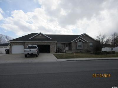 Mapleton Single Family Home For Sale: 971 W 2000 N