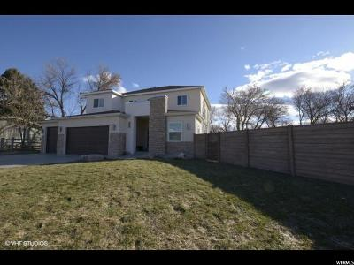 Hyrum Single Family Home For Sale: 181 W 400 S
