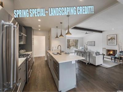 Salt Lake City Single Family Home For Sale: 2033 E 1300 S