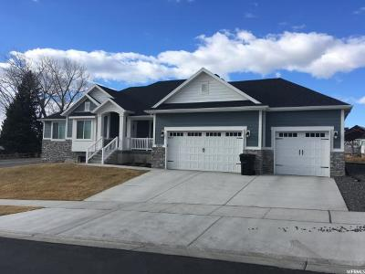 Spanish Fork Single Family Home For Sale: 1004 W 1300 S #42
