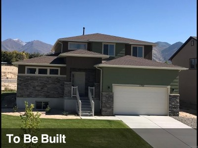 Springville Single Family Home For Sale: 966 S 1200 02 E #LUCAS