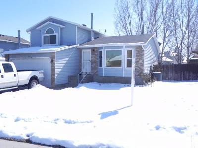 West Jordan Single Family Home For Sale: 5043 W Decora Way