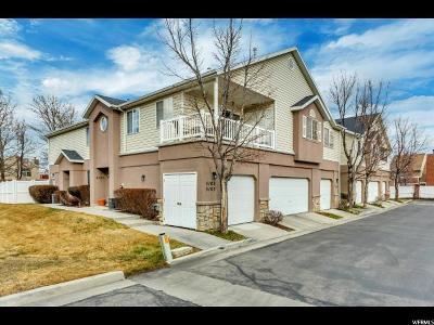 Taylorsville Condo For Sale: 5105 S Heritage Cv W