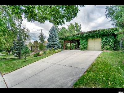 Salt Lake City Single Family Home For Sale: 2395 E Blaine Ave S