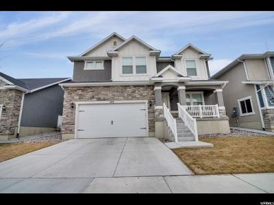 Lehi Single Family Home For Sale: 592 W 4050 St N