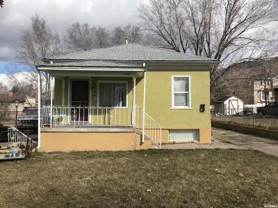 Ogden Multi Family Home For Sale: 1060 E Sullivan Rd