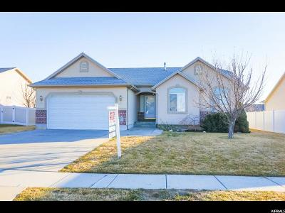 Layton Single Family Home For Sale: 178 E 1525 N