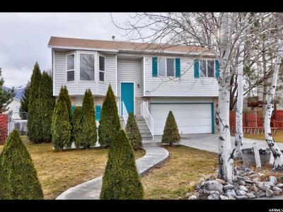Provo Single Family Home For Sale: 122 N 2700 W