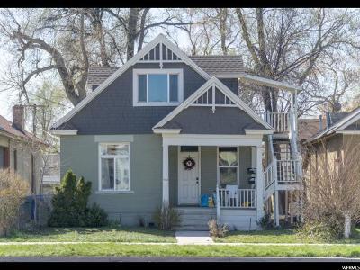 Salt Lake City Multi Family Home For Sale: 354 E 800 S
