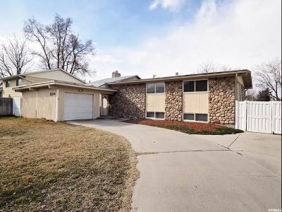 Salt Lake City Single Family Home For Sale: 7084 S 1850 E