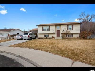 Orem Single Family Home For Sale: 63 E 1535 N