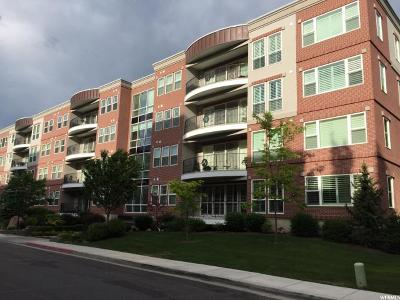 Salt Lake City Condo For Sale: 925 S Donner Way #3200