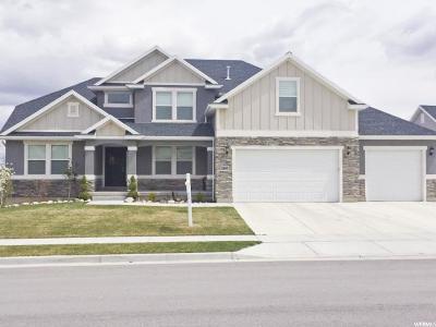 Herriman Single Family Home For Sale: 13687 S Bronco Hills Cir W