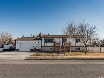 Lehi Single Family Home For Sale: 1095 W 1870 N
