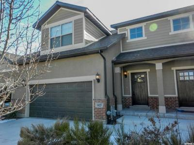 Taylorsville Townhouse For Sale: 3127 W Bald Mountain Dr S