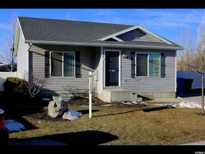 Hyrum Single Family Home For Sale: 140 Wapiti Loop
