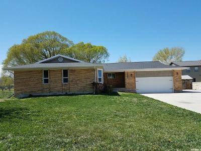 South Jordan Single Family Home For Sale: 10680 S 2200 W