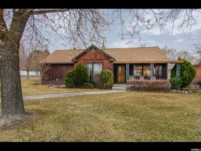 Provo Single Family Home For Sale: 203 S 1600 W