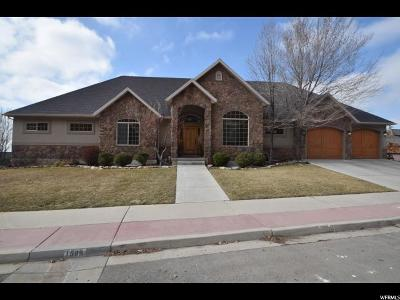 Provo Single Family Home For Sale: 1599 N 1550 E