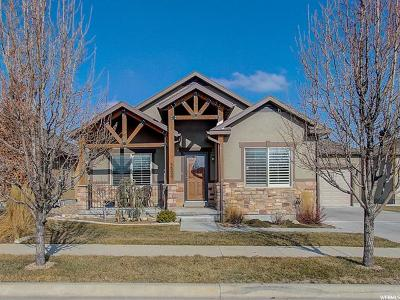 West Jordan Single Family Home For Sale: 5328 W Icehouse Way