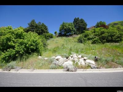 Cottonwood Heights Residential Lots & Land For Sale: 7389 S Prospector Dr E