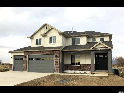 Spanish Fork Single Family Home For Sale: 632 W 1460 S