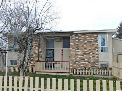 Brigham City Single Family Home For Sale: 398 Shannon Cir