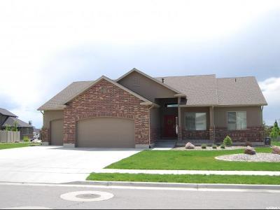 Layton UT Single Family Home For Sale: $485,000