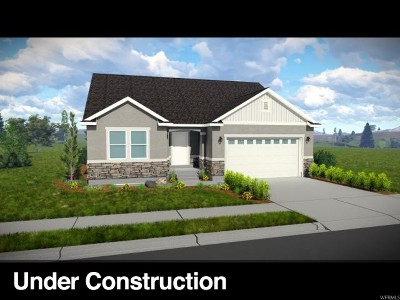 Lehi Single Family Home For Sale: 4074 W 1700 N #616