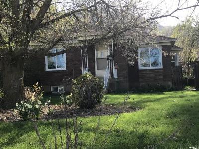 Ogden UT Single Family Home For Sale: $264,900
