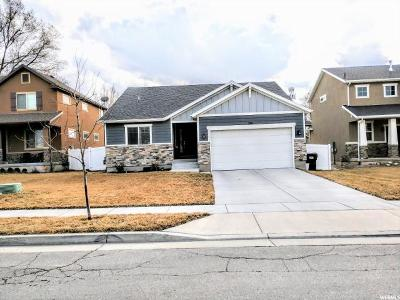 Midvale Single Family Home For Sale: 219 W Chloe Way S