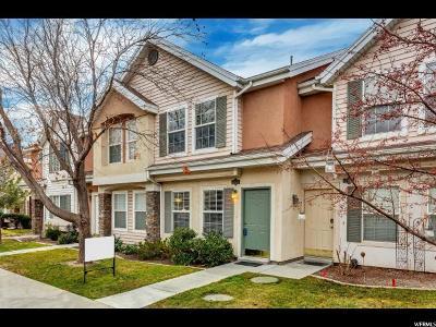Draper Townhouse For Sale: 12004 S Fort Draper Ave E