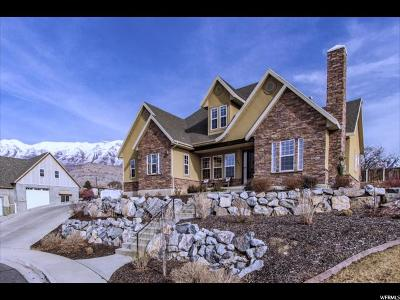 Lindon Single Family Home For Sale: 341 W 120 S