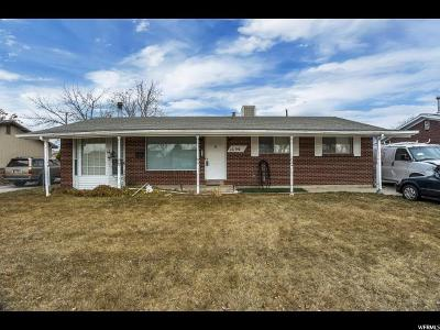 Provo Single Family Home For Sale: 1690 W 120 S