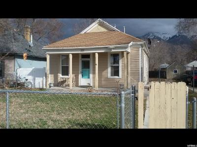 Ogden Single Family Home For Sale: 3288 S Ogden Ave