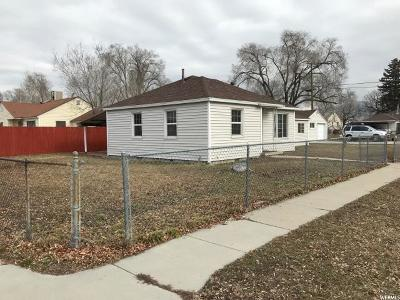 Salt Lake City Single Family Home For Sale: 1172 W Lexington Ave